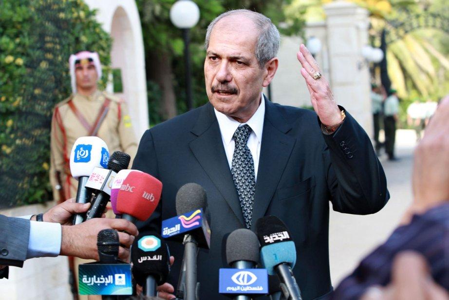 Le nouveau premier ministre jordanien, Fayez Tarawneh.... (Muhammad Hamed, REUTERS)