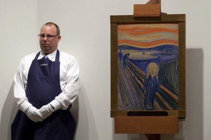 Seules huit oeuvres avaient auparavant dépassé 80 millions... (Photo: Reuters)