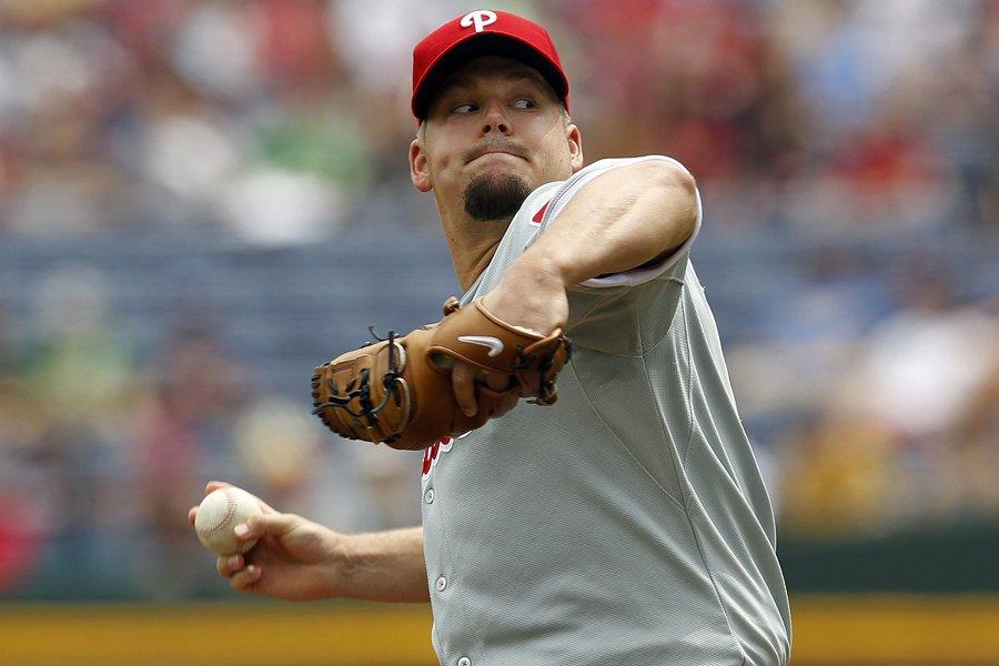 Joe Blanton... (Photo: AP)