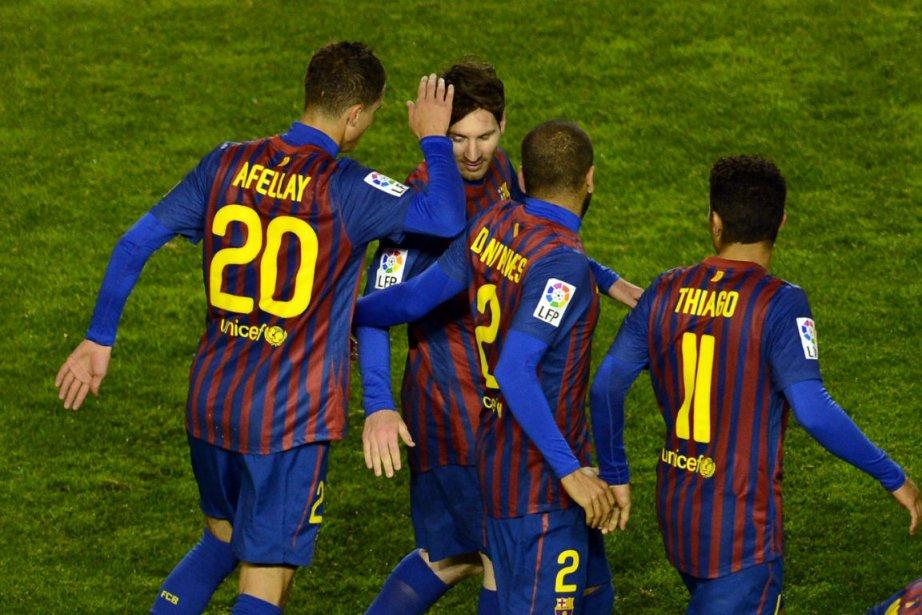 Au vu de la saison qui vient de... (Photo : Dani Pozo, AFP)