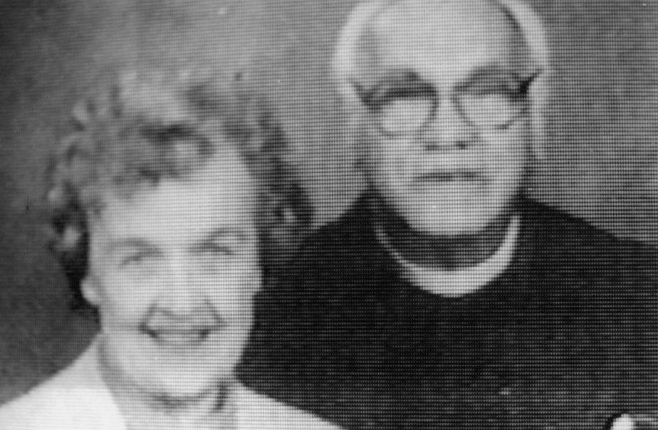 Le révérend Frank Toope, 75 ans, et sa... (Photo archives La Presse)