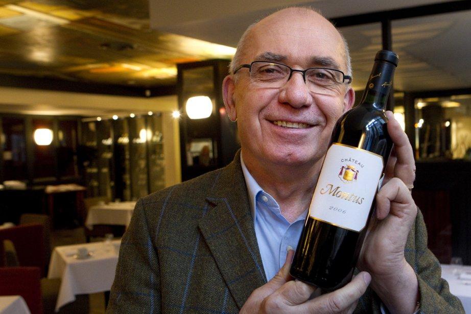 Le vigneron Alain Brumont... (Photos Robert Skinner, La Presse)