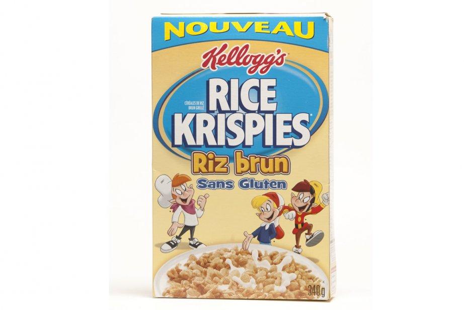 Rice Krispies riz brun... (Photo La Presse)