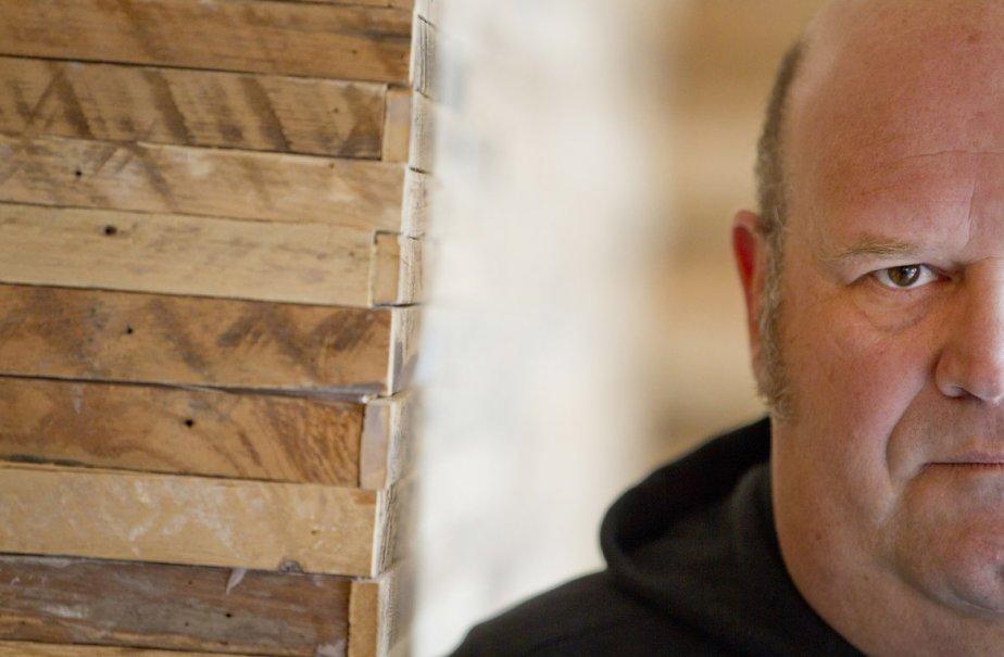 Michel Vézina, un homme sans compromis.... (Photo: Ivanoh Demers, La Presse)
