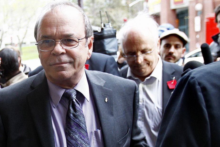 Michel Arsenault (FTQ) et Réjean Parent (CSQ).... (Photo: Le Soleil)
