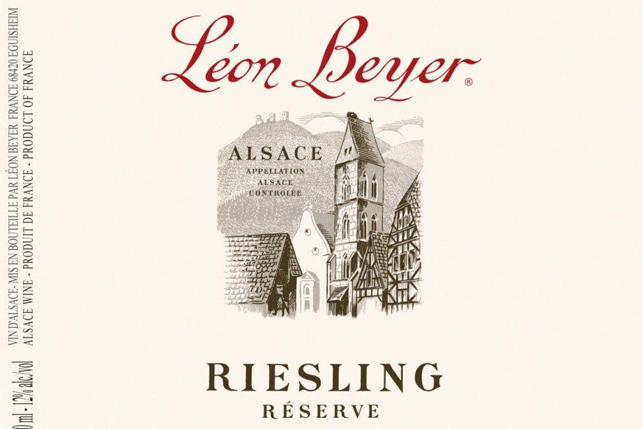 Alsace 2010 Riesling Léon Beyer