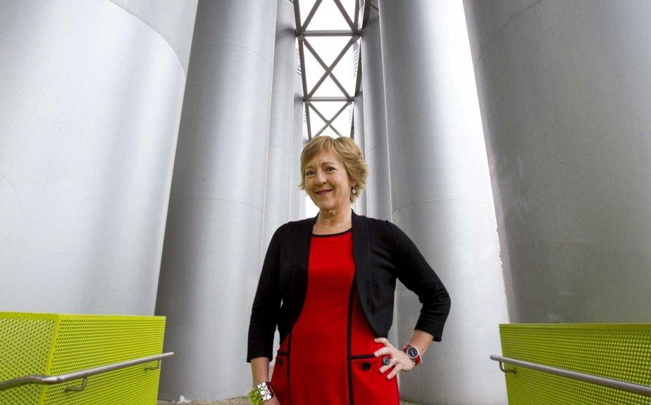 Suzanne Gagnon, professeure associée à HEC Montréal est... (Photo Alain Roberge, La Presse)