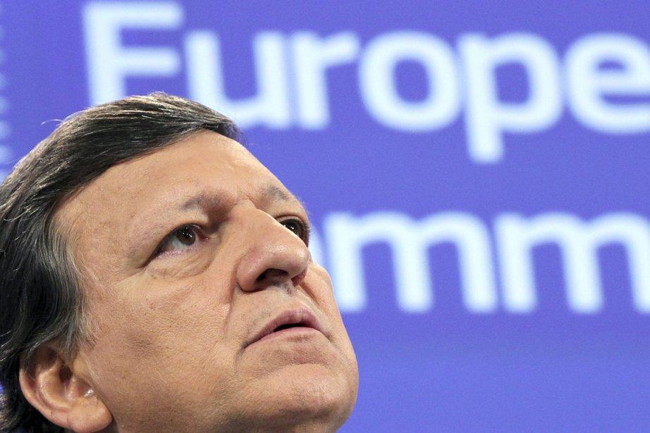 «C'est irresponsable quand un président de la Commission... (Photo : archives Reuters)
