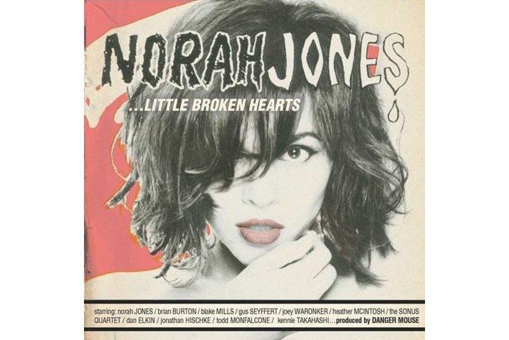 Norah Jones fait son entrée en 2e place...