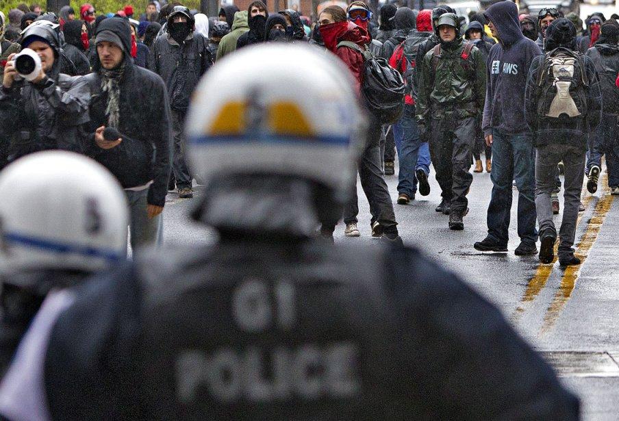 Au-delà des arguments, des pour et des contre,... (Photo Patrick Sanfaçon, La Presse)
