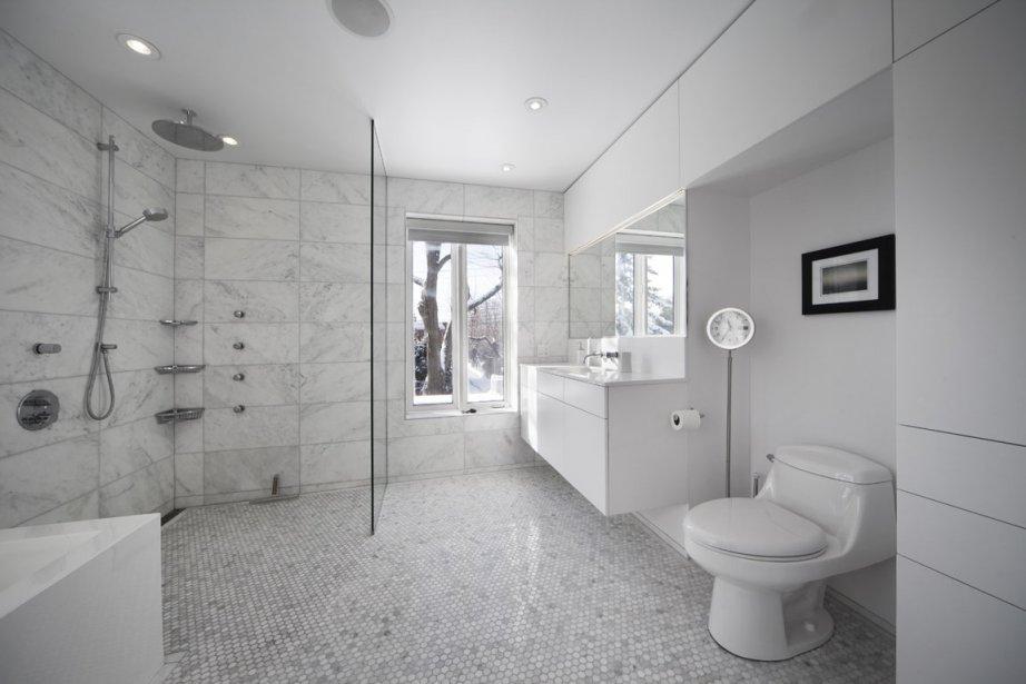 L'architecte et entrepreneur général Laurent McComber a remis... (Photo: Steve Montpetit pour Les Ateliers L. McComber)