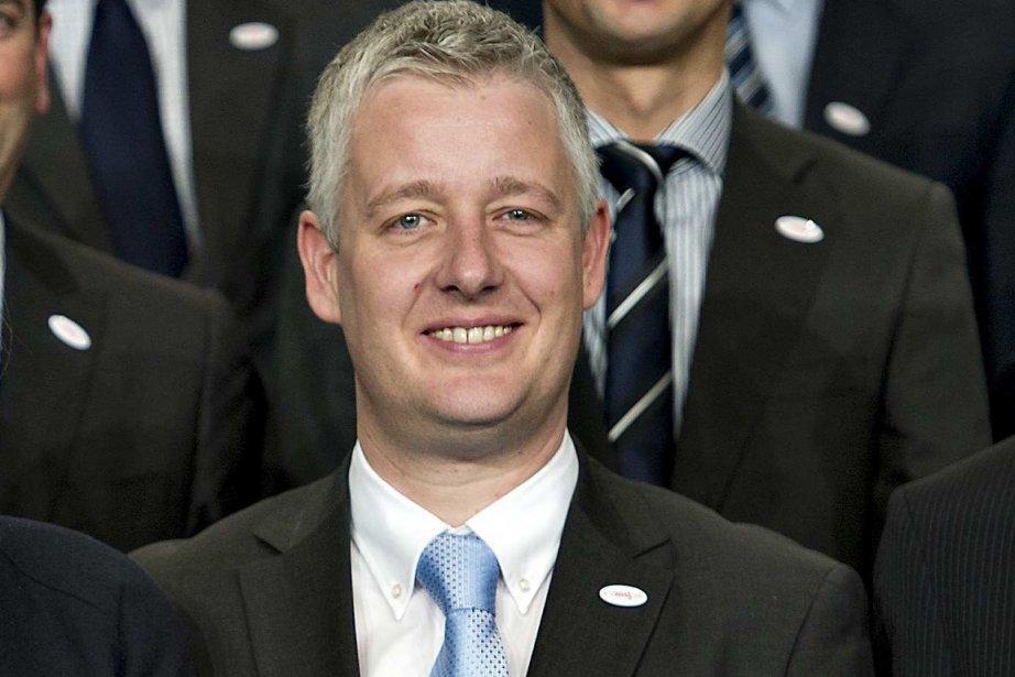 Le président de la Commission Environnement du Parlement... (Photo : Henning Bagger, Reuters)
