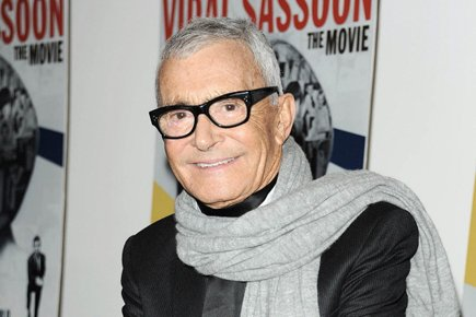 Vidal Sassoon... (Photo: AP)