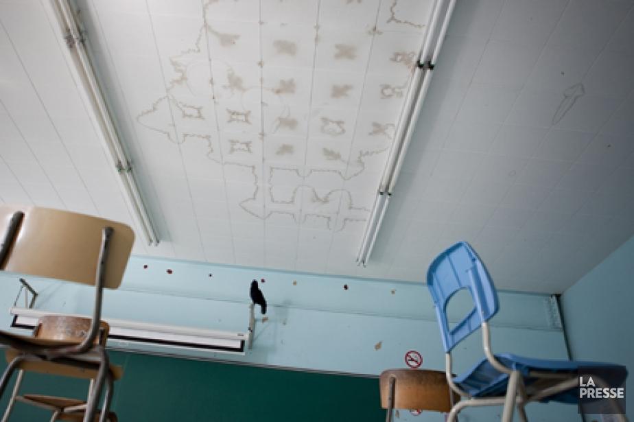 Les 29 écoles qui font l'objet d'un suivi... (Photo Marco Campanozzi, archives La Presse)