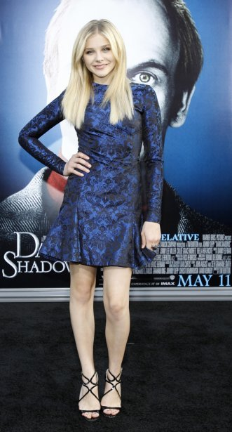 Chloe Grace Moretz | 27 juillet 2012