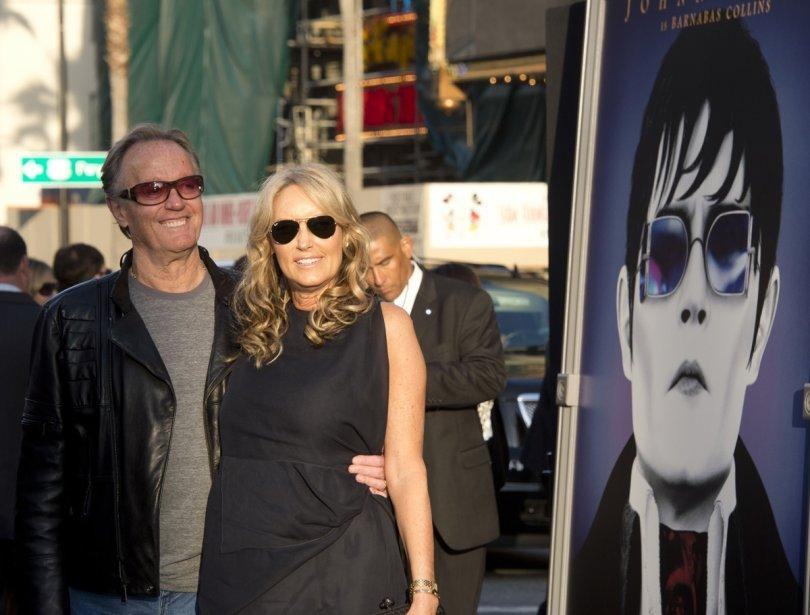 Peter Fonda et Parky Fonda | 27 juillet 2012
