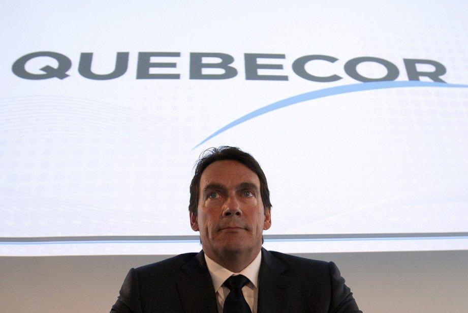 Lui-même apôtre de la convergence, Pierre Karl Péladeau... (Photo Reuters)