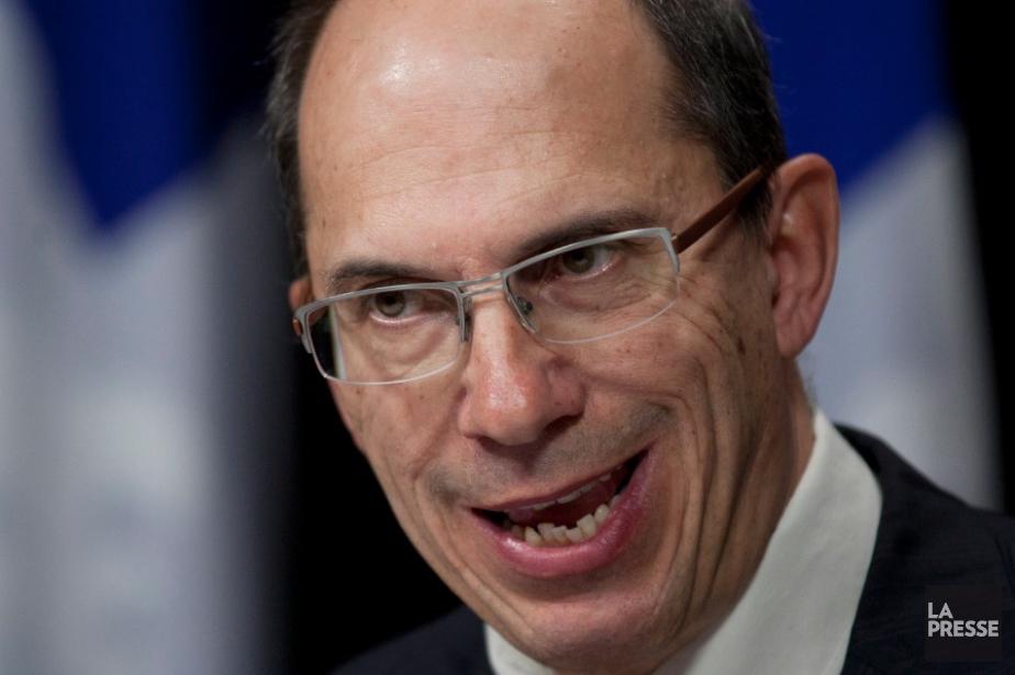 François Casgrain, commissaire au lobbyisme... (Photo archives La Presse Canadienne)