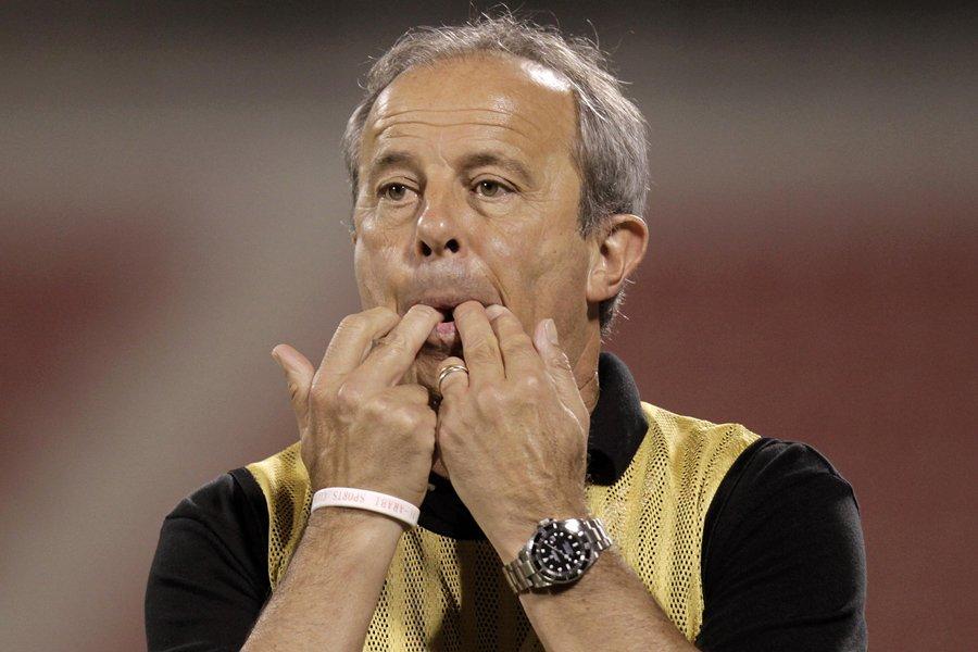 Pierre Lechantre, un Français qui a déjà dirigé... (Photo: Reuters)