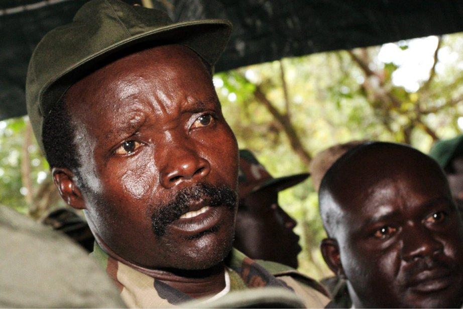 «Kony (notre photo) sera arrêté ou tué avant... (Photo: Archives AFP)