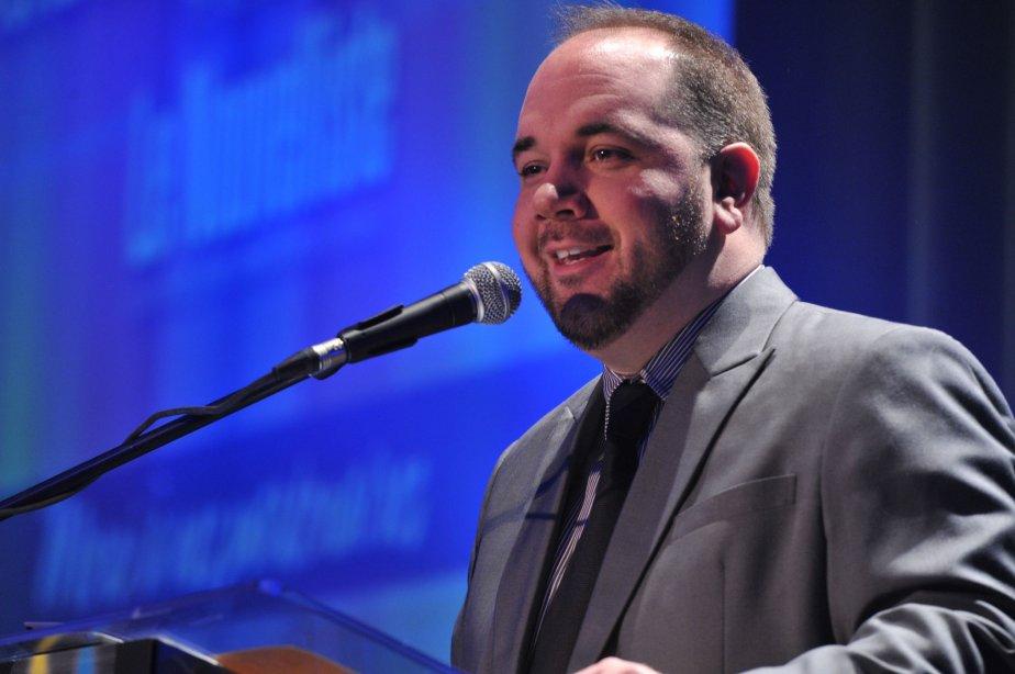 La soirée tenue à Espace Shawinigan a été animée par Martin Francoeur, journaliste au Nouvelliste. | 11 mai 2012