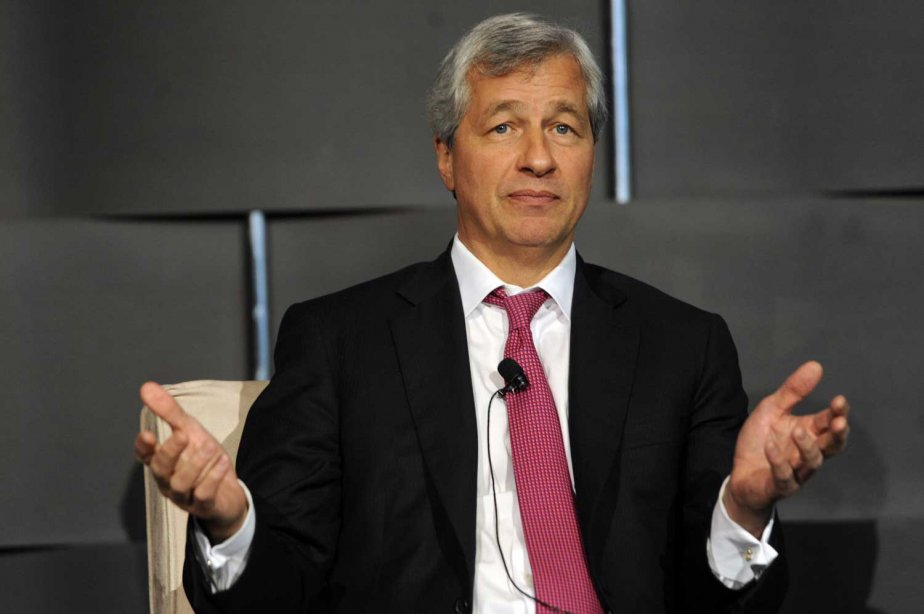 Jamie Dimon, PDG de JPMorgan Chase.... (Photo Reuters)