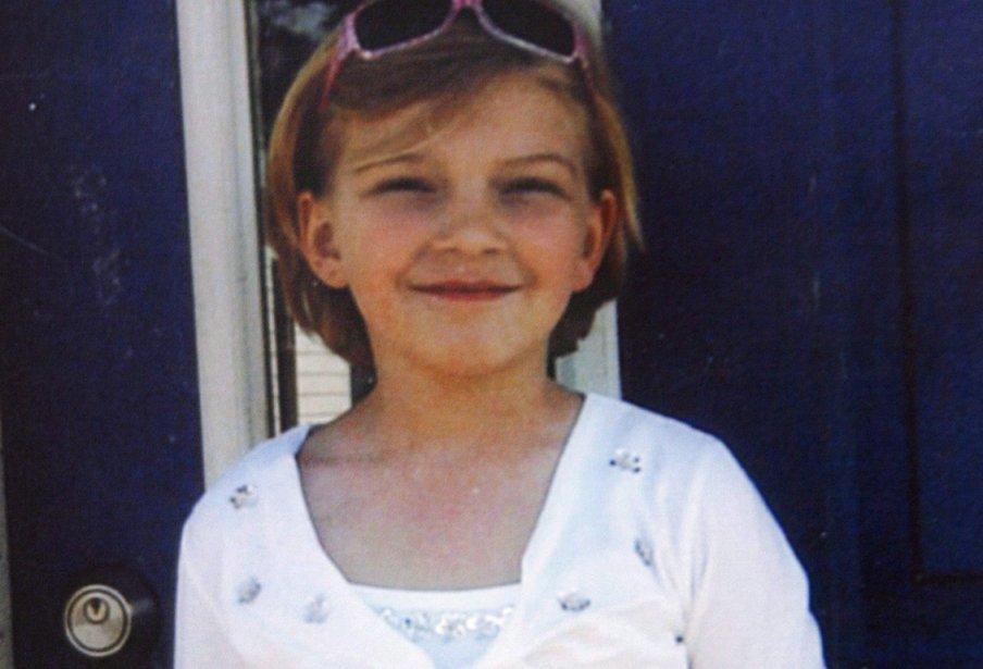La petite Victoria Stafford.... (Photo archives PC)