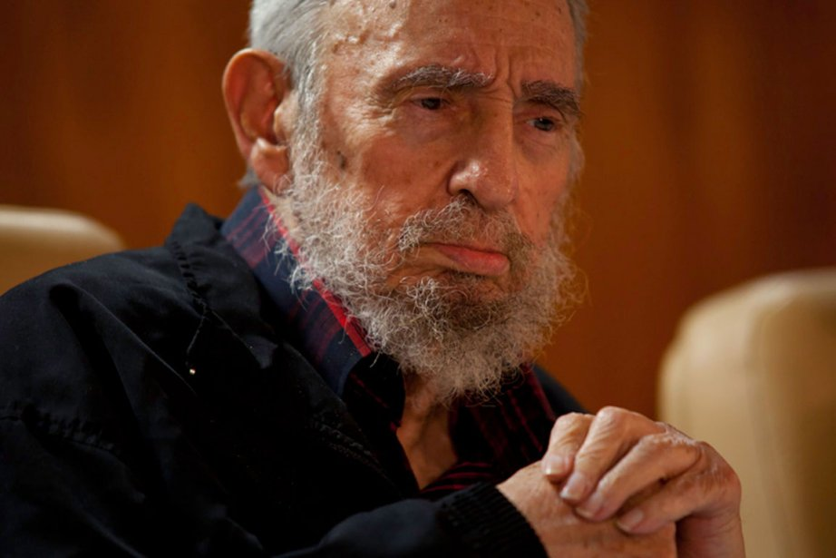 Fidel Castro... (Photo AFP)