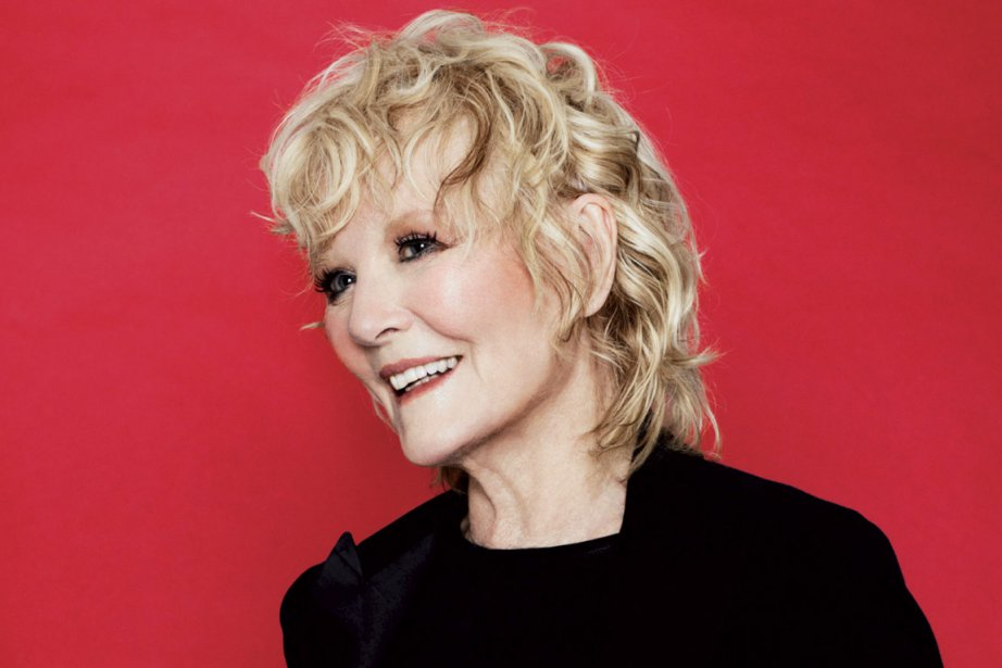 Petula Clark en studio. Chante-t-on les mêmes chansons... (Photo fournie par Sony)