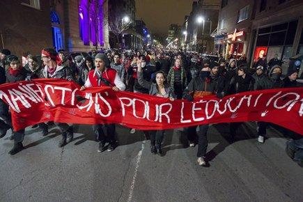 Certains organisateurs du mouvement étudiant estiment que les... (Photo: Édouard Plante-Fréchette, La Presse)