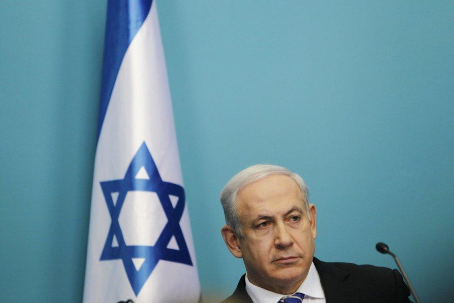 Le premier ministre israélien Benyamin Nétanyahou s'engage à... (Photo: Ronen Zvulun, Reuters)