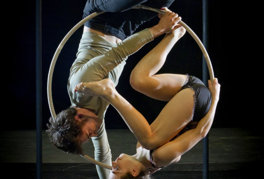 Séquence 8... (Photo fournie par le Festival Montréal complètement cirque)