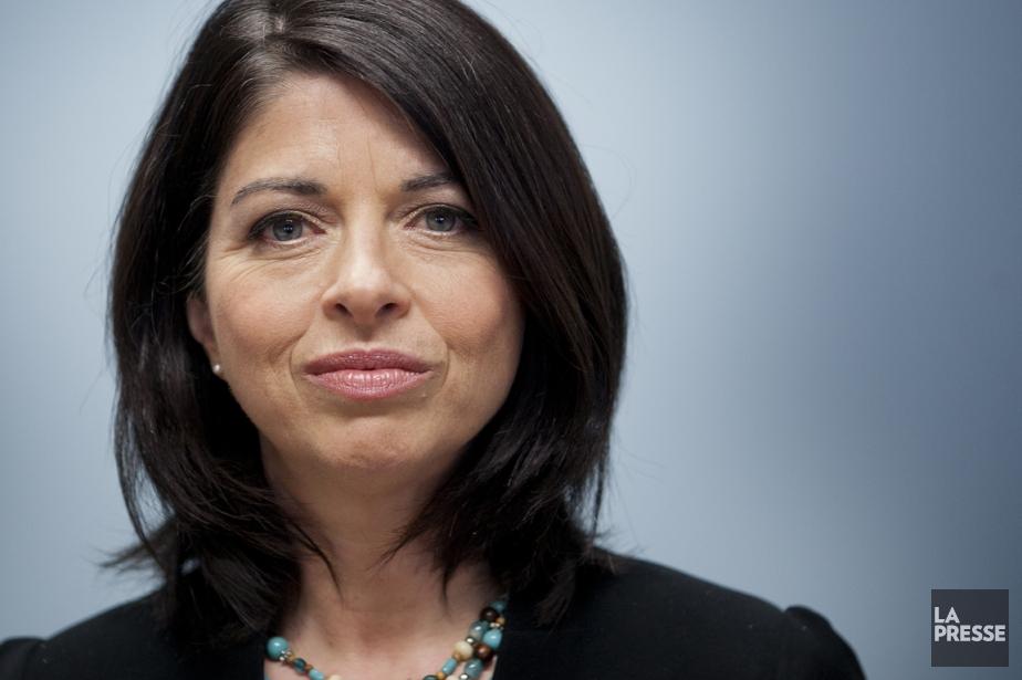 L'ex-ministre Line Beauchamp est nommée représentante du Québec... (Photo: Marco Campanozzi, La Presse)