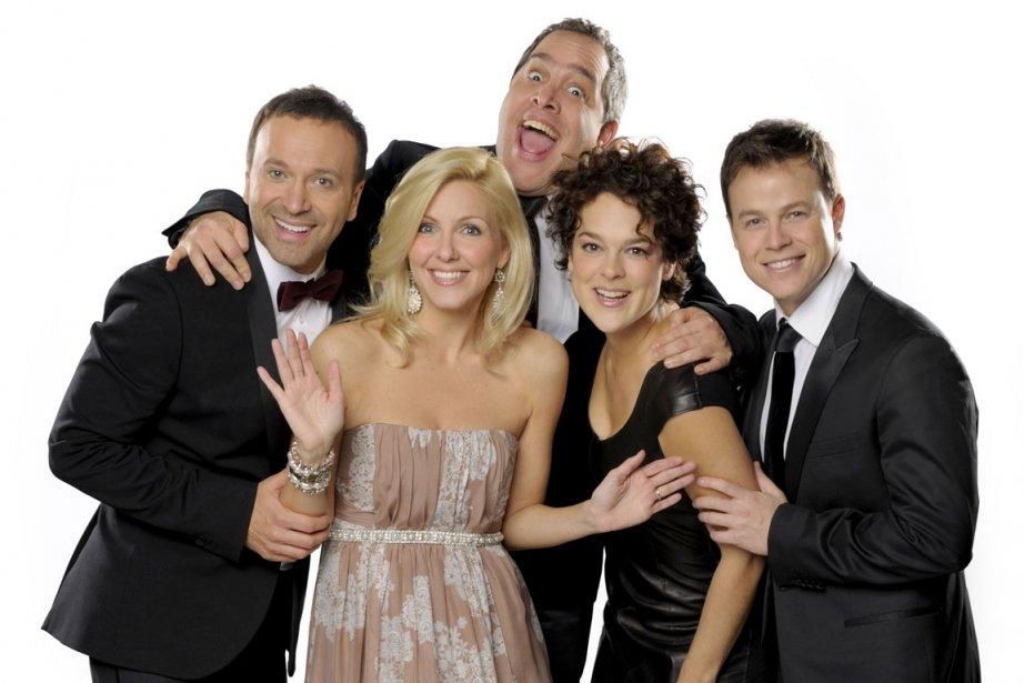 Bye Bye 2011... (Photo fournie par Radio-Canada)