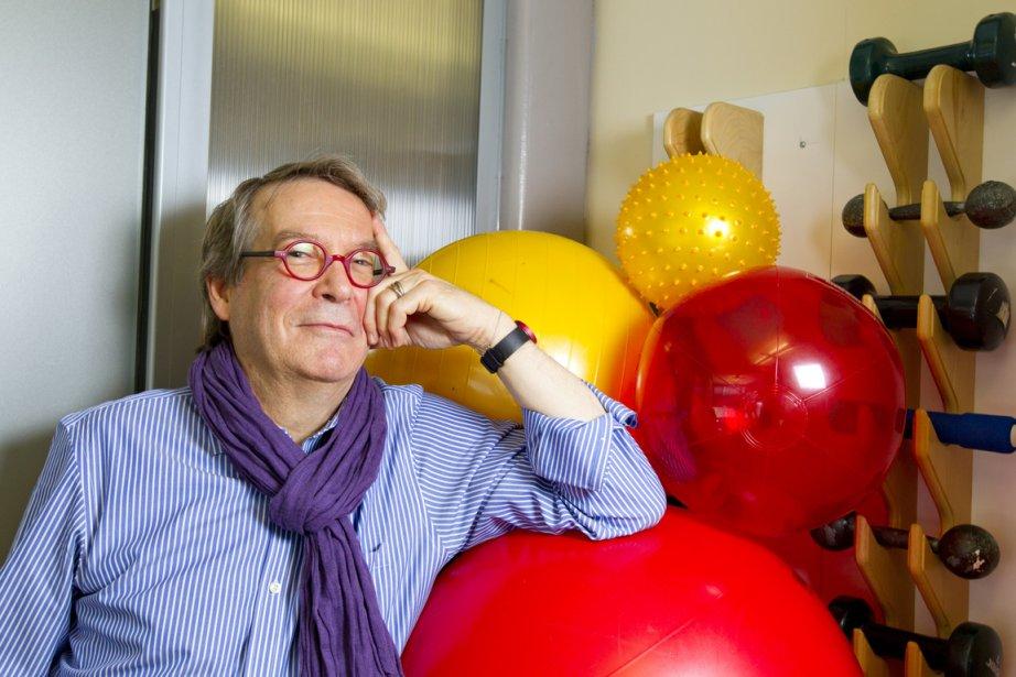 Dr Léo Lasalle... (Photo: Alain Roberge, La Presse)