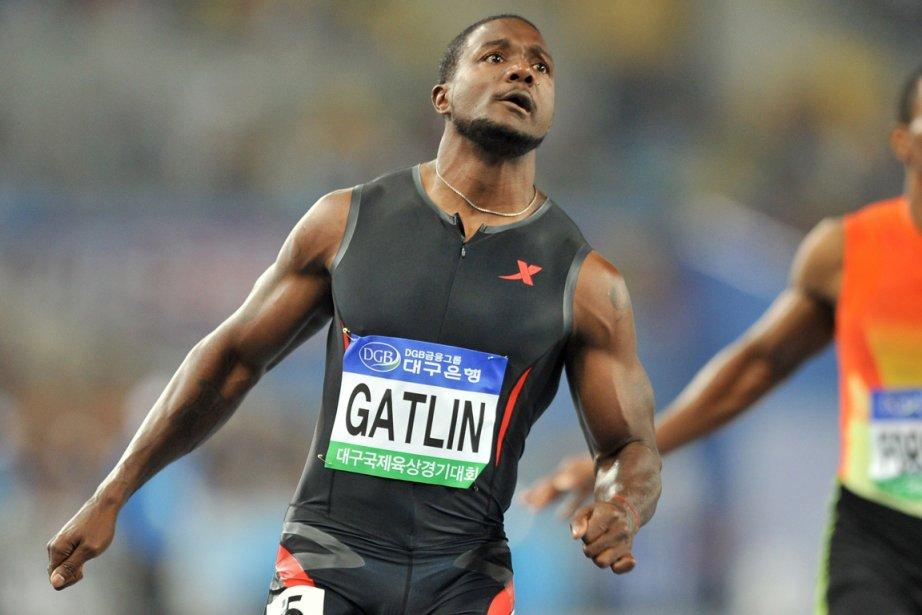 Pour l'épreuve du 100m, les Américains comptent notamment... (Photo: AFP)