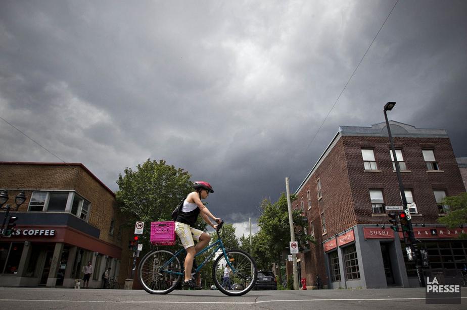 Environnement Canada annonce des... (PHOTO PATRICK SANFAÇON, ARCHIVES LA PRESSE)