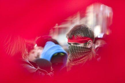 A la onzième heure, le Barreau du Québec a... (Photo: Robert Skinner, La Presse)