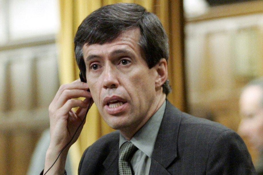 Le député conservateur Maurice Vellacott.... (Photo: PC)