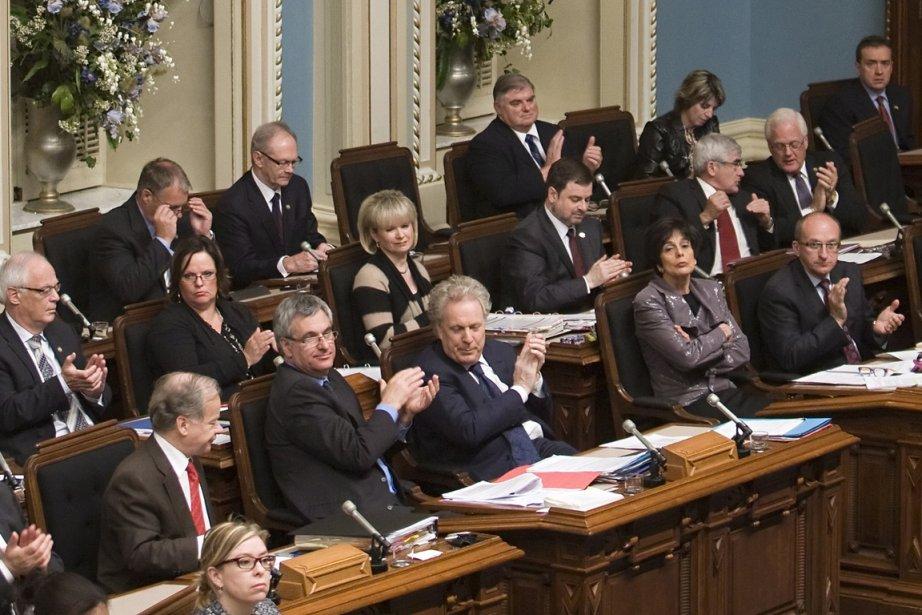 Longues heures de travaux à l'Assemblée nationale.... (Photo PC)