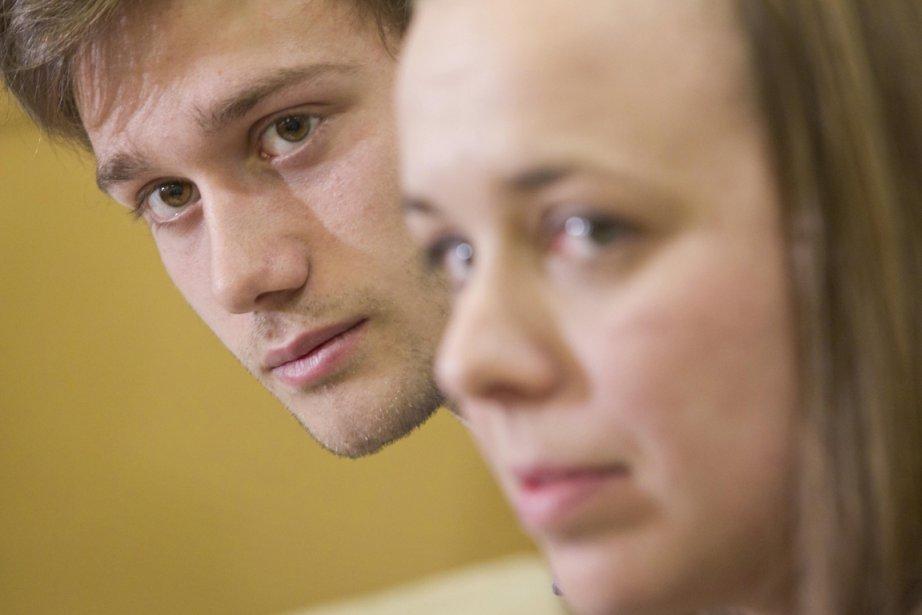 La présidente de la Fédération étudiante universitaire du... (Photo Ivanoh Demers, La Presse)