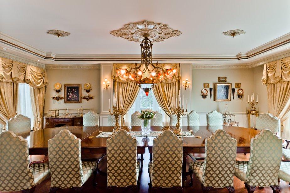 La salle à manger. | 18 mai 2012
