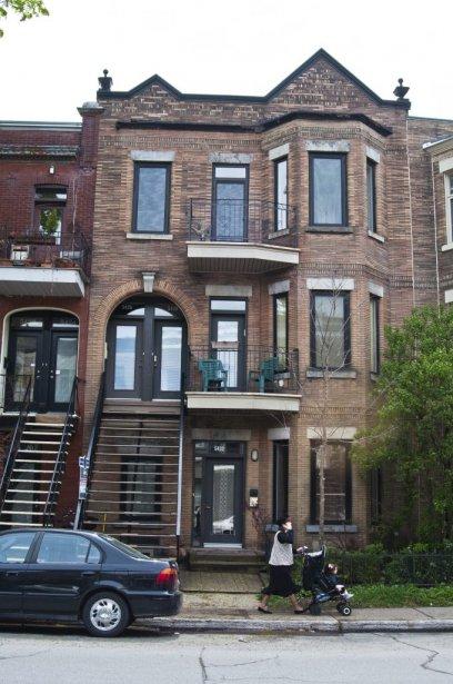 Appartement éclectique et contemporain à Montréal ...