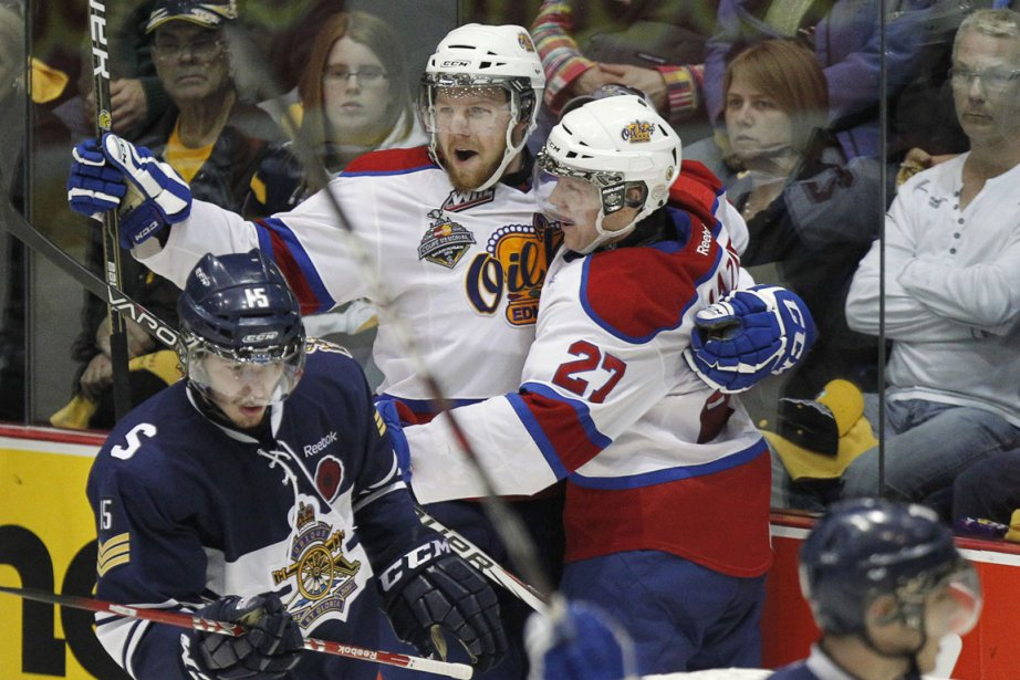 Les Cataractes de Shawinigan ont offert une belle opposition... (Photo Reuters)