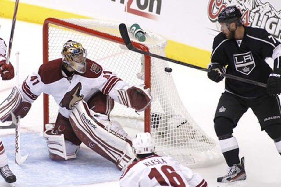Même avec un déficit de 0-3 en finale... (Photo Reuters)