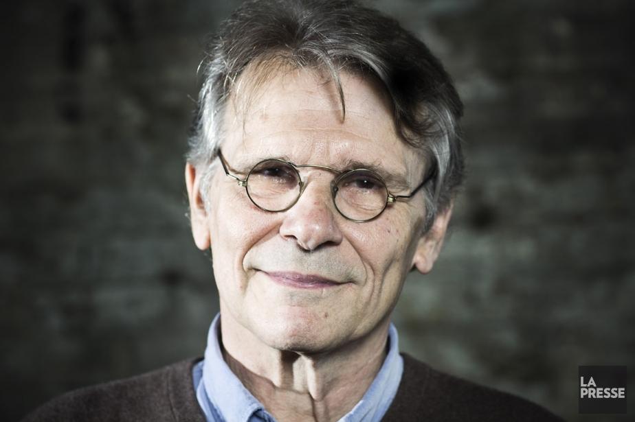 Daniel Pennac... (Photo: Ninon Pednault, archives La Presse)
