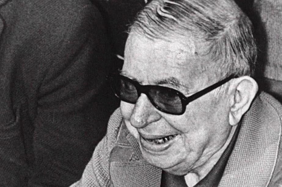 En 1964, le philosophe français Jean-Paul Sartre, qui... (Photo archives La Presse Canadienne)