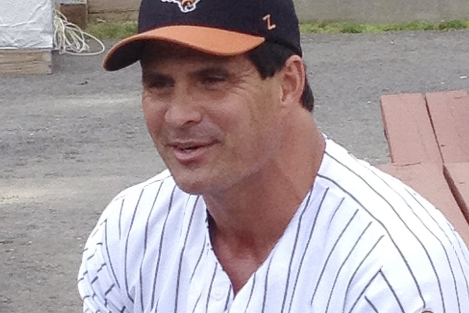 Jose Canseco... (Photo Le Soleil, Carl Tardif)