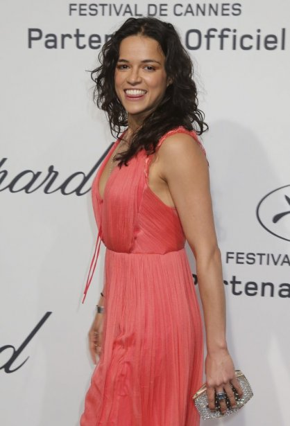 Michelle Rodriguez | 22 mai 2012