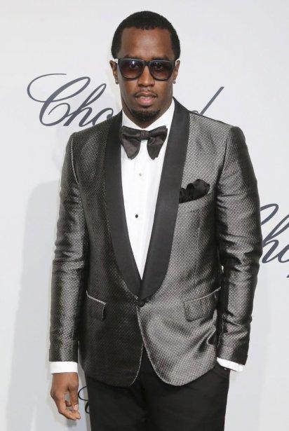 Sean J. Combs, alias P. Diddy | 22 mai 2012